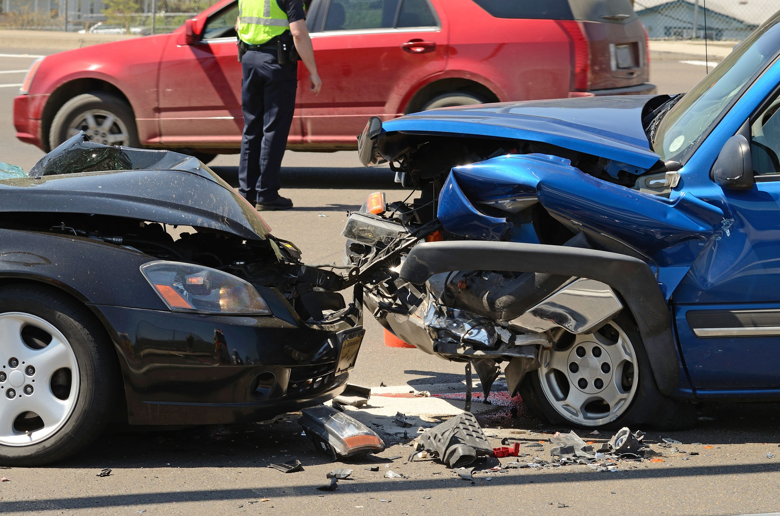 have you been injured in a car accident